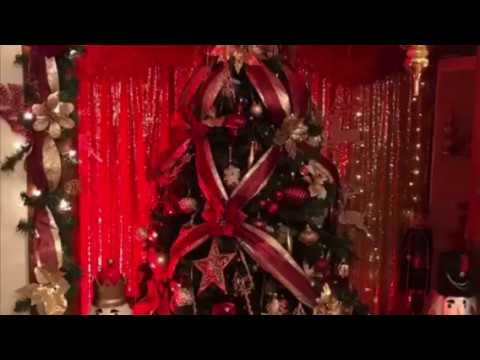 Decoraci n de navidad tendencia 2018 2019 youtube for Adornos navidenos ultimas tendencias