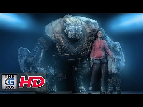 "CGI 3D Animated Short HD:  ""NO - A""  - Directed by Liam Murphy"