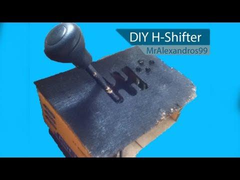 H-shifter Gearbox Logitech Extreme 3d Pro Joystick + Xpadder