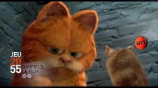 Garfield, le film : ne le laissez pas vous faire perdre la tête ! Jeudi à 20h55