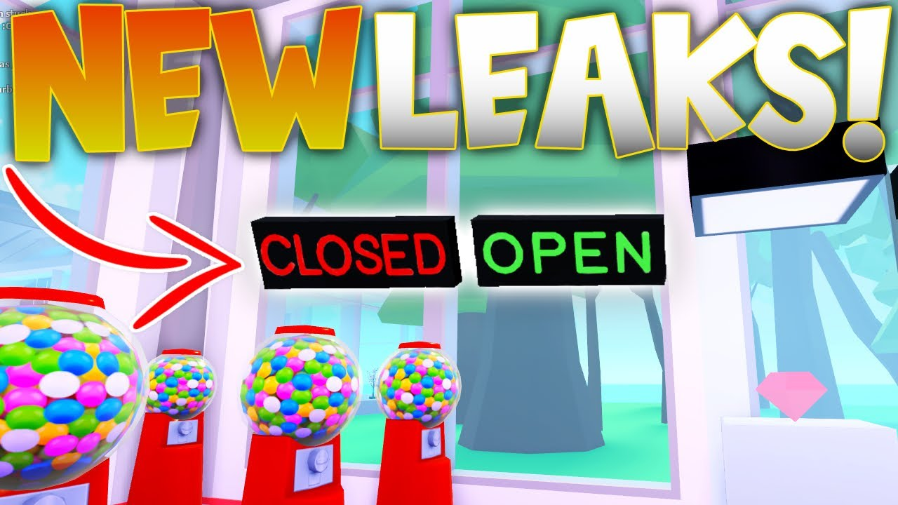 NEW LEAKS - Wishing Well, Status Sign, & MORE! My Restaurant Roblox