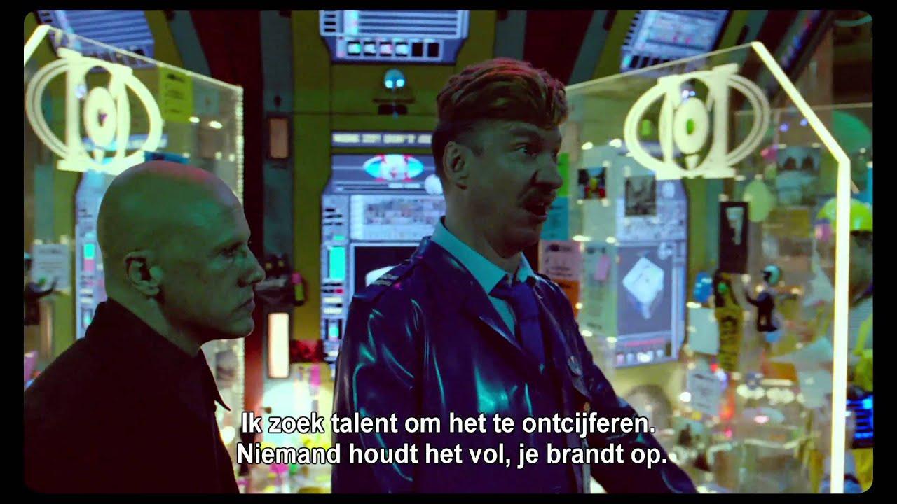 ZERO THEOREM THE trailer (NL)