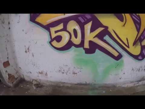 Graffiti - Ghost EA - 50K Subscribers!