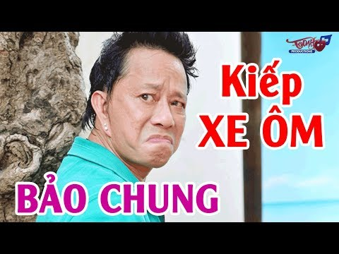 Hài Bảo Chung 2018 | KIẾP XE ÔM | Hài Hay Mới Nhất
