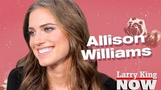 "HBO ""Girls"" Actress Allison Williams on ""Larry King Now"" - Ora TV"