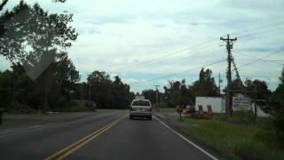 Bosques, Ranchos, Casas, y Carretera del estado de Kentucky Kentocki Estados Unidos USA
