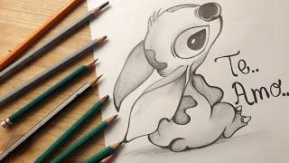 Download Como Dibujar A Stitch En 3d Lilo Y Stitch Videos Para Niños