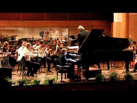Philip Hahn (7yr.):Joseph Haydn Piano Concerto No. 11 in D major, Hob. XVIII/11 - complete