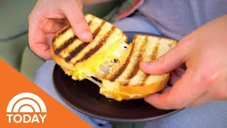 How To Make The Ultimate Grilled Cheese Sandwich | TODAY