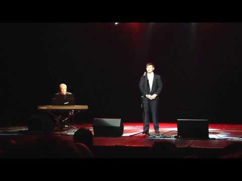 Александр Порядинский - ария Каварадосси из оперы  Дж. Пуччини