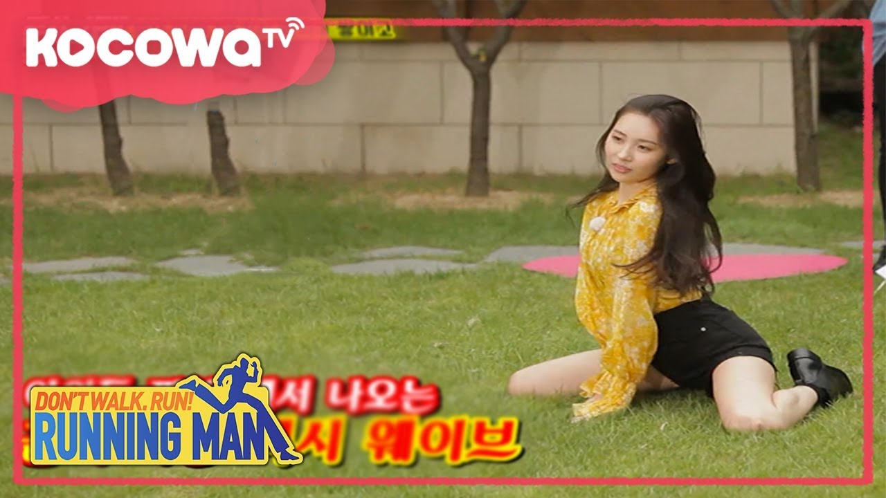 [RunningMan] Ep 367_0910_Sun Mi's sexy dance! She is professional!