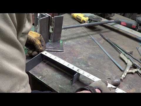 Need A Tool Make A Tool - 90 Degree Bending Jig