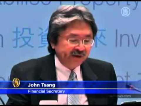 Hong Kong Property Prices Rising, Inflation Looming