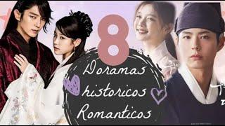 9 DORAMAS HISTÓRICOS ROMÁNTICOS que debes VER!  - Melidrama