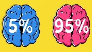 BEYNİNİZ NASIL GELİŞİR? Beyninizi Test Etmek İçin 6 Soru