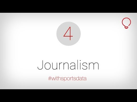Challenge 4 - Take sports data journalism to the next level