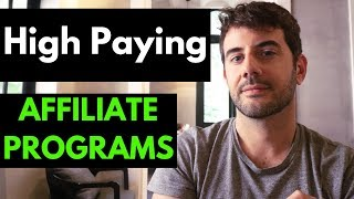 Affiliate Marketing: 10 High Paying Affiliate Programs You Can Join Today