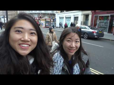 Study Abroad Copenhagen - A weekend in LONDON