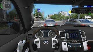 City Car Driving - Toyota Land Cruiser 200