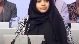 Good speech about hijab