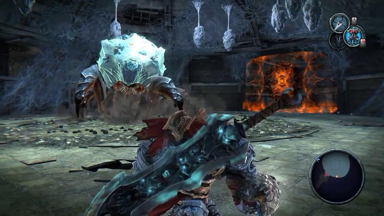 Darksiders Warmastered Edition Gameplay Walkthrough Part 16 ...