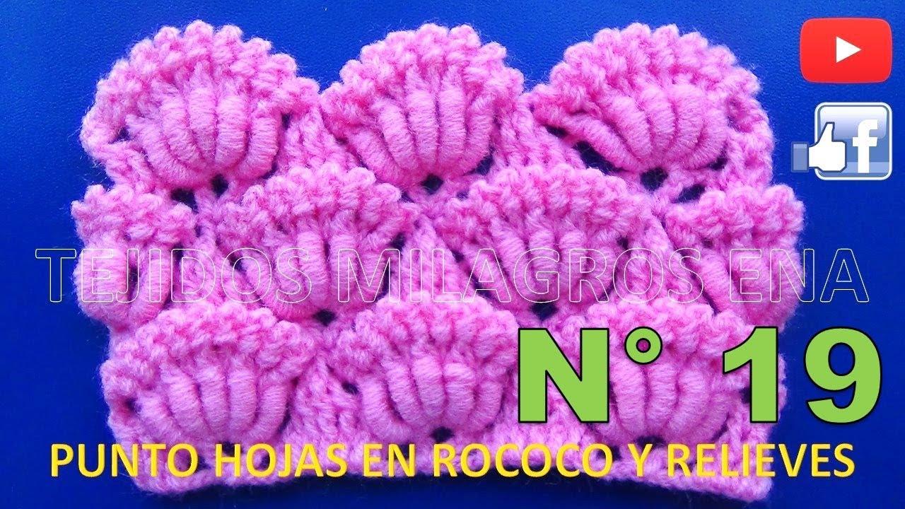 Como tejer carpeta triangular troika a crochet 1de3 - Puntos para tejer ...