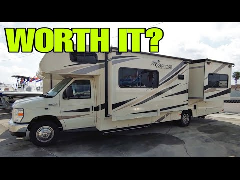 Most Popular Class C RV Floorplan! See Why! Coachmen Freelander 32DS