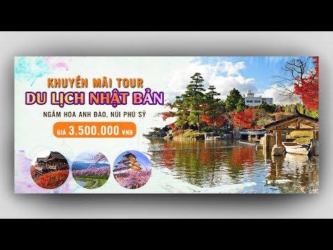Hướng dẫn thiết kế banner du lịch bằng Photoshop   Hải Thanh Design