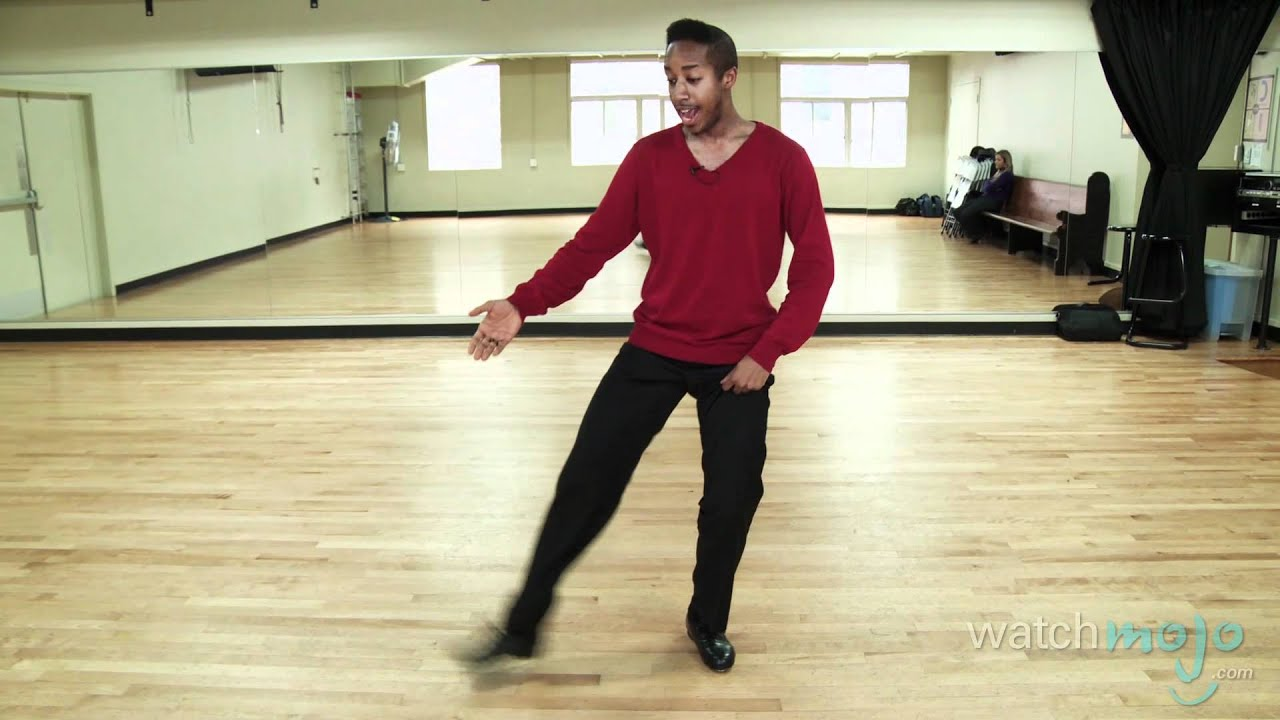 How to dance a step