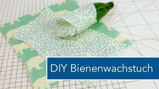 DIY Bienenwachstuch selbermachen | Nachhaltigkeit Samstagsvideo