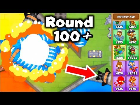 BTD 6 - Micro Challenge! (1 Tower Only)