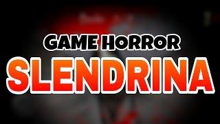 Repeat youtube video MAIN GAME HORROR SENDIRIAN, DI KAMAR! Main game - Slendrina (Again)
