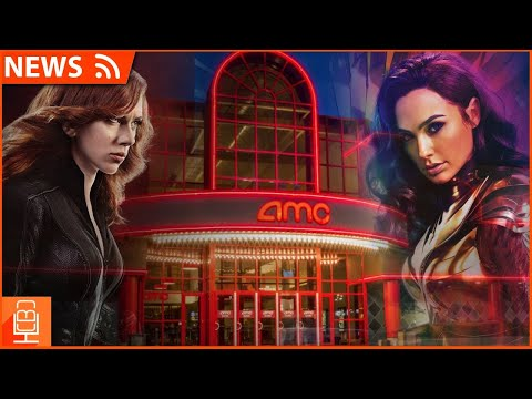 AMC May Have To Shutter All Theater Locations