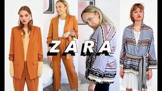 TRYING NEW-IN! | ZARA