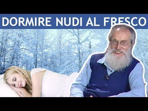Dott. Mozzi: dormire nudi al fresco