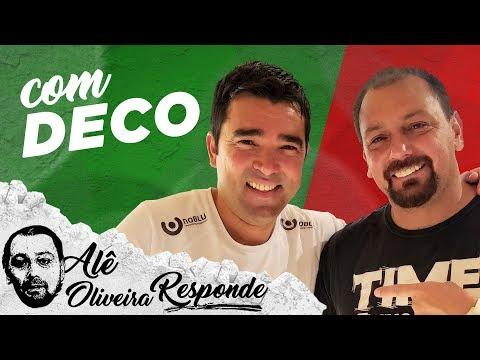 """DECO: """"CRISTIANO RONALDO É UM GÊNIO por entender o que o jogo precisa"""" - Alê Oliveira Responde #112"""