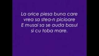 Viţă de vie - Basul şi cu toba mare ( lyrics )