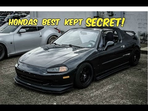 Heres Why The Honda Del Sol is MORE Than Just a Poor Mans S2000