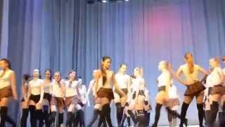 Оренбург ! Пчёлки и Винни Пух 2. Танцы в стиле Тверк / Twerk