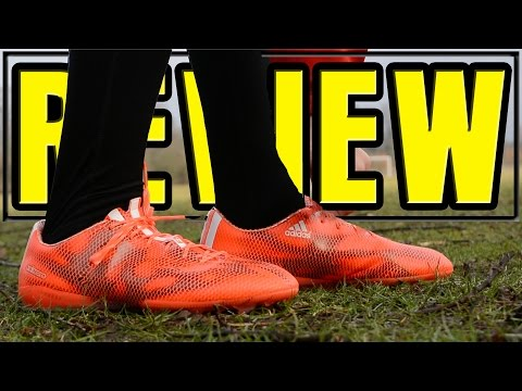 TEST/REVIEW: NEW 2015 BALE & BENZEMA BOOTS - Adidas F50 Adizero FG
