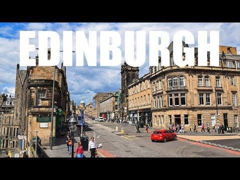 EXPLORING EDINBURGH | The Beautiful Capital of Scotland