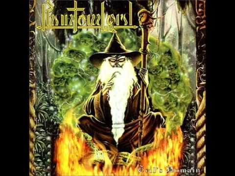 PHANTOM LORD  -  Evil's domain (2000)