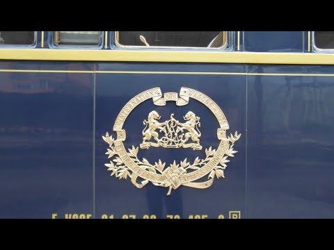 il VSOE a Chiasso FFS - VSOE (Orient Express) Train in Chiasso SBB