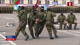 День открытых дверей в Военной академии Беларуси