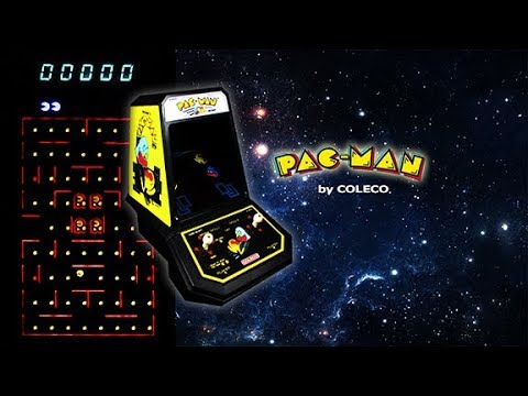 PAC-MAN Coleco Tabletop Game