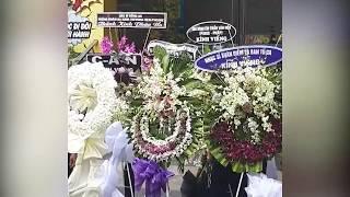 Danh ca Giao Linh khóc nức nở tiễn đưa Nhạc sĩ Nguyễn Văn Đông