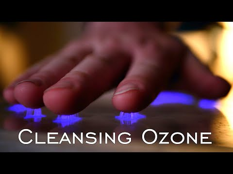 this-device-instantly-sterilizes-hands-(20,000-volt-ozone-scanner)