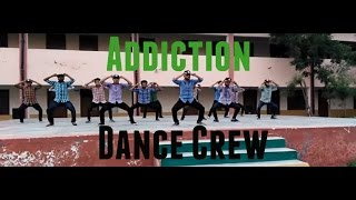 Addiction Dance Crew | Practice Session at  Hindu College Of Engineering-2015