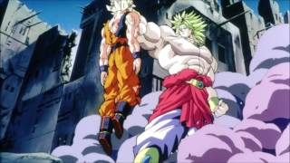 [Broly OST] 20 - Paw� o Kure!! (lend me your power!!)