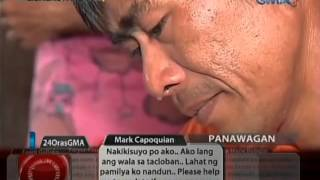 Typhoon Yolanda/Haiyan Survivors in Aklan